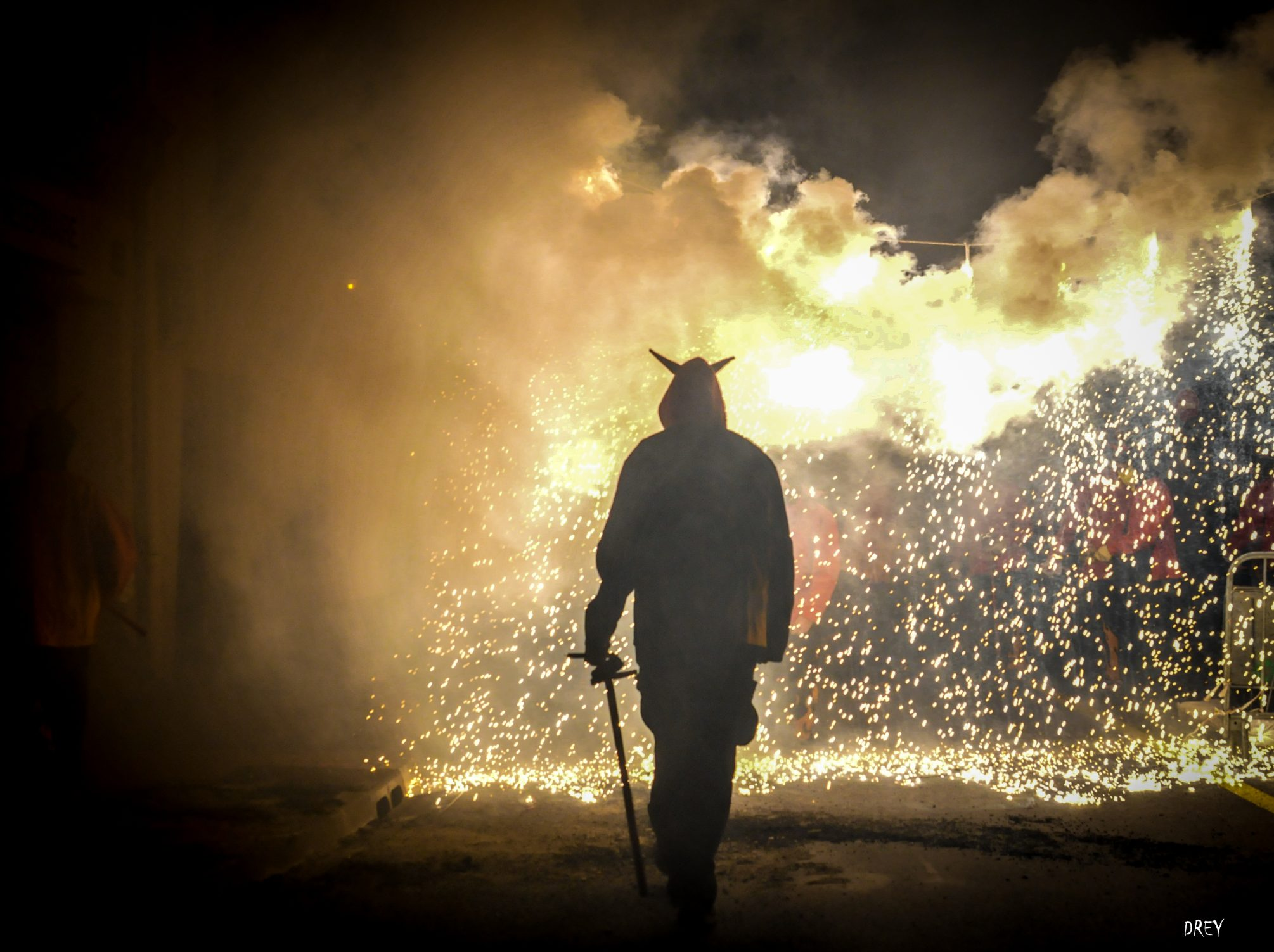 correfoc photographe illustration