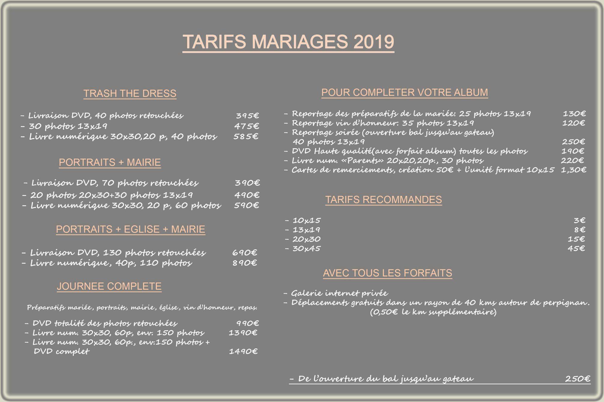 tarifs mariages art i declic reportages-photo-66/photographe-de-mariage-66-perpignan/